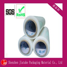 lldpe stretch film wrapping (ISO 9001 2008&SGS)