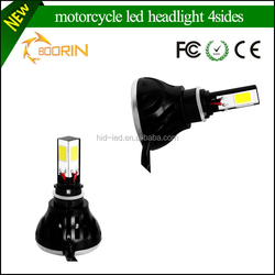 hot 2015 24w 2400lm bullet led headlight motorcycle