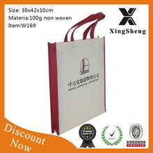 China manufacturer durable non woven tote shopping bag