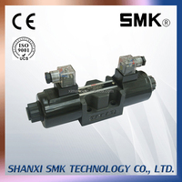 low noise good quality solenoid operated directional valves