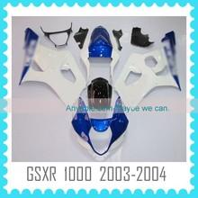 Quality motorcycle Fairing for SUZUKI GSXR1000 K3 2003 2004