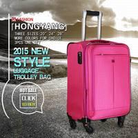 eminent travel luggage suitcase,artist trolley bag,decent travel luggage