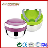 2014 Hot Sales Colorful Lunch Box F0203 Insulated Food Carrier