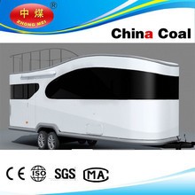 China coal group 2015 Mobile container Home/Office Site Hut Workshop Trailer Caravan/Caravan homes