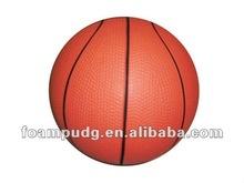 PU stress foam basketball
