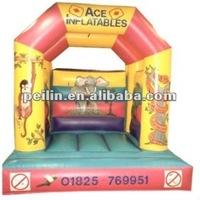 hot sale castle / bouncer and jumper for kids