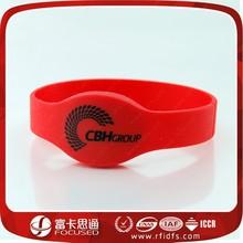 on top brands rfid smart card bracelet