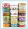 DECORATION DIY Cute Pattern CUSTOM Printing Decorative Masking Tape