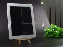 Super Quality Anti Scratch Anti Radiation Privacy 2.5d 9h anti glare Washable Glass Screen Protector Shield For ipad