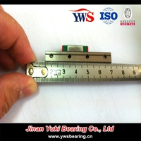 rectangle ball linear guide rail rectangle track
