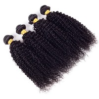 18 18 18inch/lot 6a wonderful new design alibaba website mongolian kinky curly hair weave