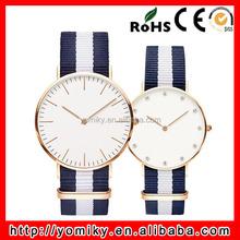 hot diy watch customize dw promotional customized daniel wellington branded watches
