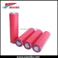 Sanyo wholesale li-ion battery 3.7v 3500mah ur18650ga sanyo 18650 rechargeable battery