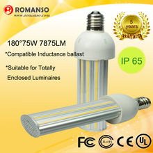 180 Beam Angle Suitable for Totally Enclosed Fixture 75W LED Corn Light