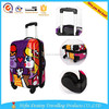 13 inch PC+ABS high quality wholesale trolley mini suitcase kids cartoon suitcases