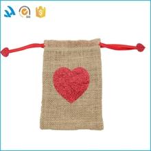 2015 personalized promotional items jute drawstring bags uk