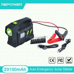 USA market hot selling portable power station 24V car jump starter power bank