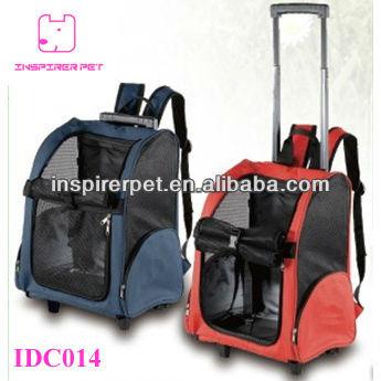 Walking Pet Carrier Dog Luggage
