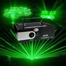 XHR powerful dj equipment green laser 500mw lights for sale