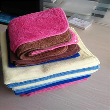 microfiber cloth &brush &spong Material and Cleaning Usage High Quality