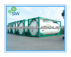 ISO Tank r406a gas used for compressor