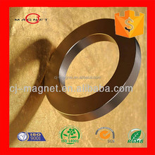 CJ MAG Neodymium Radially Oriented Ring Magnets