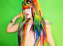 For Sale Colorful Dreads, Ombre Dreadlock Hair Extensions, Ombre Braiding Hair