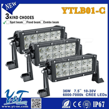 2012 latest best price waterproof light bar led work light bar light bar for truck bike