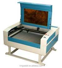 6090 Rabbit Brand leather craft laser cutting machine