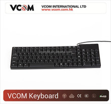 2015 Hot Sale Cheap Plastic Standard Computer Keyboard