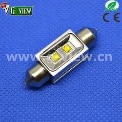 36/39/42mm festoon interior car light 10w auto led c5w