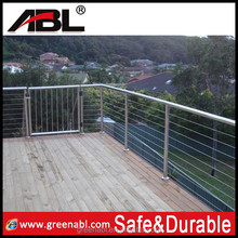HOT sale ABLinox stainless steel cheap price deck railing