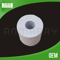 2 ply white custom prited toilet paper wholesale