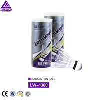 High quality low price Nylon badminton shuttlecock