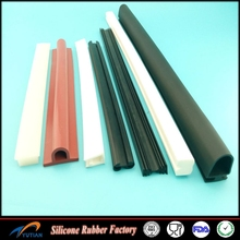 Wholesale Custom Shape silicone rubber rubber seal strip(truck door seal)