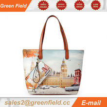 European shoulder bag for women hot printing european shoulder bag
