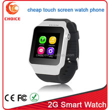 New arrival of 2015 colorful 2g small watch mobile phone