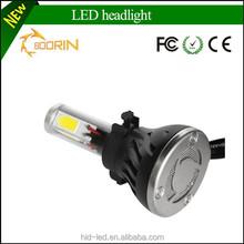 Car led light supplier car 9007 led headlight conversion kit