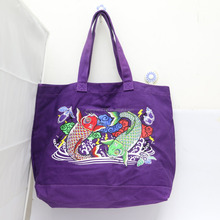 2016 new arrival lager capacity Foldable Cotton canvas Shopping Bag fashion lightweight canvas wholesale tote bags