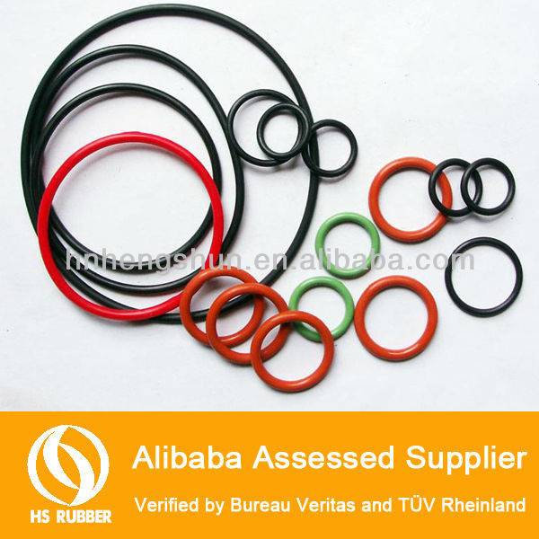 colored rubber o ring