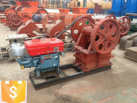 Wholesale mobile small stone jaw crusher for sale