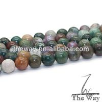 Multicolor India Agate Beads Fancy Jasper Loose Beads