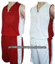 High Quality Customized Basketball Uniform