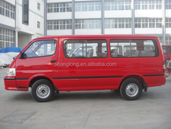 Chinese Left/Right Hand Drive 15 Passenger Mini Bus