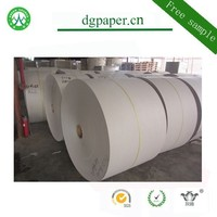 31*43 inch Anti-curl resonable price grey paper in rolls