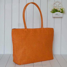 Hot Selling Women Straw Handbag Tote Shoulder Bags Large Capacity Weave Bags