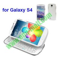 Detachable Mini Bluetooth Keyboard Case for Samsung Galaxy S4 i9500 with Backlit