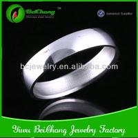 Custom Stainless Steel Plain Rings Marker