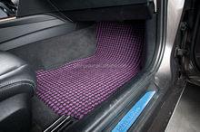 Durable new arrival custom brand car mat