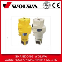 central swivel joint with suit for excavator,crane